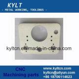 Präzision, die CNC-Aluminiumlegierung-anodisiertes Befestigungsteile Soem-ODM maschinell bearbeitet