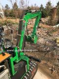 La pelle rétro excavatrice mini-excavateur Petits engins de terrassement