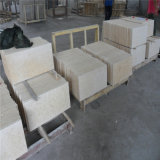 mattonelle dell'interno Polished della parete del pavimento del marmo giallo beige pieno di sole poco costoso di 600*300mm