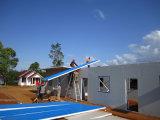 Панель сандвича пользы крыши стального листа цвета