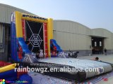 Aufblasbare klebrige kletternde Wand für Verkauf