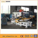 油圧鋼板打つマーキング機械