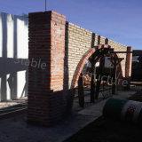 Helles Stahlrahmen-Gebäude für Schule