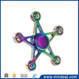 Цветастый миниый обтекатель втулки непоседы пятиконечной звезды 5 шариков