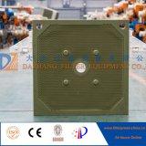 Dazhang la placa de filtro de membrana de alta presión