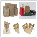 Automatic Square Bottom Shopping Bag Making Bag Making (série SD)