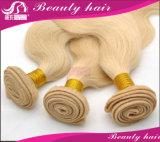 混合された#4/30カラーマレーシアのバージンの毛人間の毛髪の織り方の上7Aの加工されていないバージンの毛のOmbreの毛4束のマレーシアボディ波の