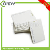 125kHz EM4100 Tarjeta Clamshell EM tarjeta RFID de mango