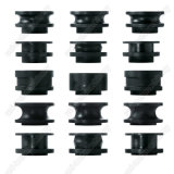 Macchina piegatubi rotonda manuale della barra d'acciaio (RBM30)