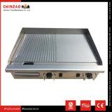 grand contre- premier ce électrique commercial Certifed de gauffreuse d'acier inoxydable de 73cm