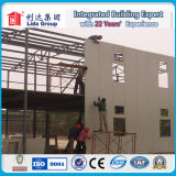 사이트에 의하여 조립식으로 만들어지는 집무 시간 또는 노동 설비 집으로 이용되는 Prefabricated 건물