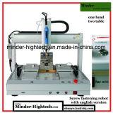 Volledige Engelse CNC van de Versie het Vastmaken van de Schroef Robot mD-Dl-T3311