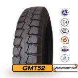 Beste fahrbarer LKW-Reifen 5.00-12 der Qualitätsdrei