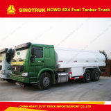 Sinotruk HOWO 6X4 do caminhão-tanque de óleo combustível para transporte