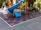 De antislip Kinderen tuinieren de RubberTegel van de Bevloering