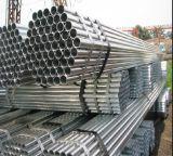 강철 Pipe/48.3mm Gi 비계 관의 둘레에 직류 전기를 통하는 건설물자
