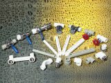 90mm Water Supply PPR Pipes en Fittings