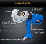 Быстрый гофрируя инструмент батареи вращения 360 градусов гидровлический