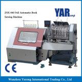 Máquina de encadernar automática cheia de preço de fábrica Zsx-460 com Ce