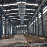 알제리아를 위한 Prefabricated 강철 구조물 건물