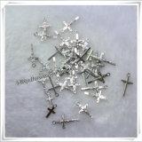 Fashional kleine Kreuz-Legierungkatholische Jesus-Kruzifix-Anhänger (IO-ap184)