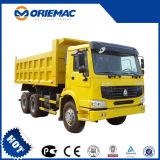 La construction d'exploitation minière machine lourde Sinotruk HOWO 6X4 10 à roues de camion à benne basculante de benne basculante
