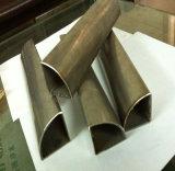Seção oca de aço soldada forma de P para fazer a estrutura
