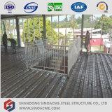 Prefabricated 강철 프레임 사무실 건물