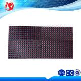 Modulo rosso esterno della visualizzazione di LED di colore P10 del IP 65 approvati della Banca dei Regolamenti Internazionali/Ce/RoHS singolo