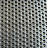 Металл низкоуглеродистой нержавеющей стали Perforated