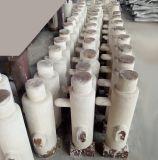 Fábrica de aluminio moldeado en arena de precisión con la TS16949