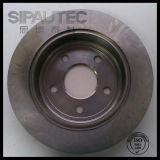 305 mm Pièces de voiture Disque de frein de rotor arrière pour Jaguar (JLM12428)