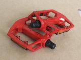 Pedal de peças de bicicleta, pedal plástico de bicicleta
