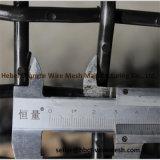 Treillis métallique tissé serti utilisé en concasseurs de pierres vibrants, exploitation et charbon