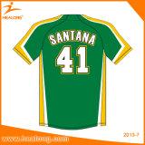 Sportswear Healong изготовленный на заказ любой бейсбол Джерси молодости цвета и логоса