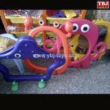 Parcours à obstacles de terrain de jeux pour enfants
