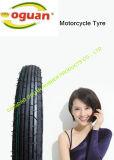 Neumático de las piezas/motocicleta de la motocicleta y tubo interno en sureste