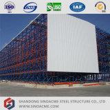 Estructura de acero prefabricados Sinoacme Centro Logístico