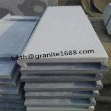 Tegel van de Vloer van de Steen van de goede Kwaliteit de Natuurlijke Bewolkte Grijze Marmeren