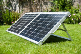 캐라반으로 야영을%s 접히는 태양 전지판 120W