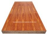 panneaux stratifiés par mélamine de 1220*2440mm pour des matériaux de décoration et de construction
