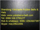 Moquette di gomma animale fatta dalla gomma dello Shandong Yokohama