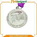 昇進デザインロゴの金属の記念品メダル