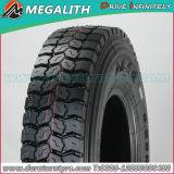 Nuevo patrón chino de luz radial semi camión neumático, TBR neumático (750R16)