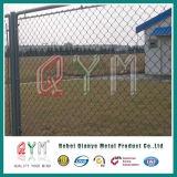 PVCによって塗られるチェーン・リンクの塀の価格か電流を通されたダイヤモンドのチェーン・リンクの囲うこと