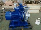 Pipeline horizontale de la pompe électrique avec certificats CE