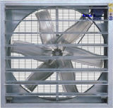대규모 AC/DC 접합기 (SN2015018)를 가진 벽 설치를 위한 산업 사용 250W 태양 강화된 배출 환기 시스템