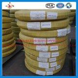 "Boyau hydraulique tressé de fil de Hengshui R1 5/8 "" 16mm"
