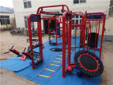 体操機械Crossfitマルチ機械