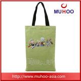 方法女性戦闘状況表示板のハンドバッグのキャンバスか綿のショッピング・バッグ